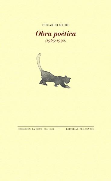 Obra poética (1965-1998) de Eduardo Mitre